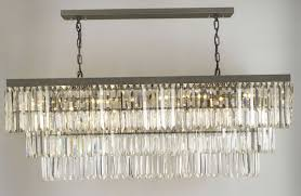 large rectangular chandelier mid century modern chandeliers edison light fixtures