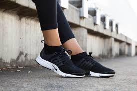black nike running shoes tumblr. nike air presto tumblr o6n54k97r black white womens training running shoes