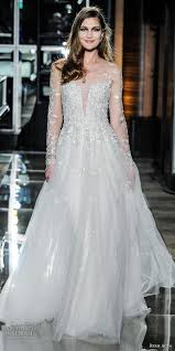 Reem Acra Size Chart Reem Acra Spring 2018 Wedding Dresses New York Bridal