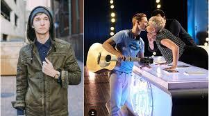 Benjamin Glaze clarifies Katy Perry's kiss controversy, says he ...