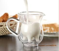 <b>Creative</b> Cow Double Layer Glass Creamer <b>Cup 250ml</b> ...