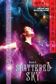 shattered sky ebook by neal shusterman