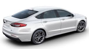 Ford Fusion Color Chart 2020 Ford Fusion Exterior Color Options Akins Ford