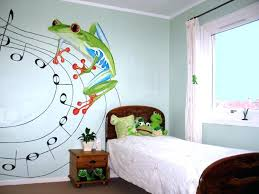 artist wall painting for children imaginative and a mural for a frog lover hand painted acrylic on hand painted wall murals artist with artistic wall murals hybriddog fo