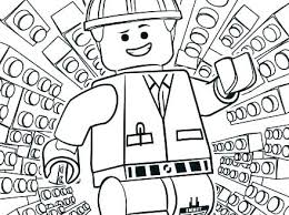 Lego Spiderman Printable Coloring Pages Ninjago Duplo Pictures To