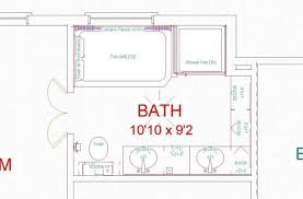 small bathroom floor plans shower only. Rhandreaoutloudcom Uncategorized Small Bathroom Floor Plans With Amazing Rheminashvillecom Master Layout Shower Only