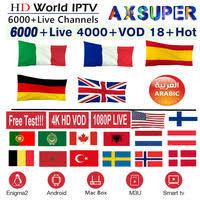 <b>IPTV</b> - Shop Cheap <b>IPTV</b> from China <b>IPTV</b> Suppliers at AXSUPER ...