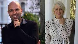 Checco Zalone e Helen Mirren insieme nel video La vacinada