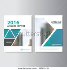 triangle blue vector annual report leaflet brochure flyer template design book cover layout design