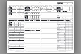 character sheet pathfinder pathfinder rpg character sheet angela conant