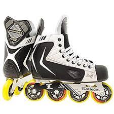 Hockey Roller Blades Size Chart Alkali Rpd Lite R Inline Hockey Skates Senior
