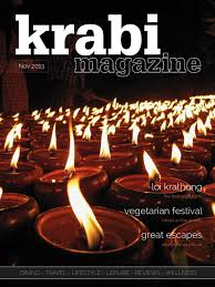 Krabi Magazine Nov 2013 by Kitdee Media & Design Co., Ltd. - issuu