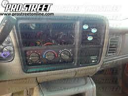 2001 sierra stereo wiring diagram