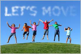 Image result for michelle obama let's move