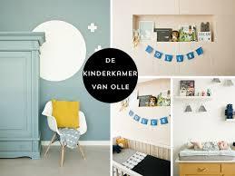 Babykamer Inspiratie Binnenkijken In De Jongenskamer Van Olle