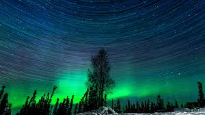 When To Go To Alaska To See The Northern Lights Hypnotic Northern Lights Time Lapse Captured Over 2 Magical