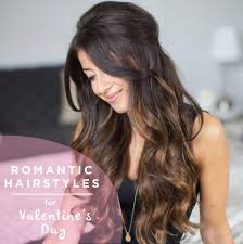 Luxy Hair Style 6 romantic hairstyles for valentines day luxy hair 4592 by wearticles.com