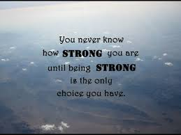 Be Strong Quotes Fascinating Being Strong Quotes YouTube
