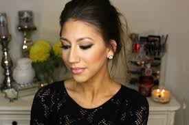 cly wedding guest makeup tutorial