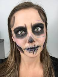 halloween face paint doesn t need to be plicated sometimes you can use the