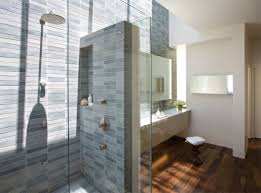 Amazing Pictures And Ideas Of Hardwood Or Tile In Bathroom - Glazed bathroom tile