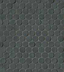 <b>Мозаика керамическая Fap</b> Ceramiche Brooklyn Round Carbon Mos