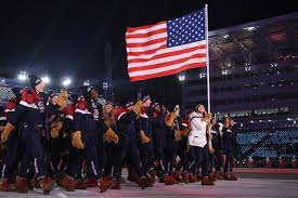 Team USA At The 2018 Winter Olympics ...