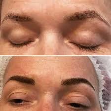 permanent eyebrow makeup artist widnes uk