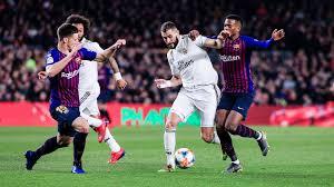 Real madrid deserved more in el clásico. Real Barca Le Clasico De La Demesure
