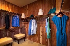 rustic dressing room with cedar closet for natural aromatic latin pratt large walk in closet