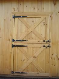 Dutch Barn Door Plans How To Build Wooden Dutch Door Free Dutch Door Plans