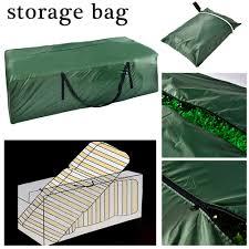 1 x outdoor furniture cushions storage bag