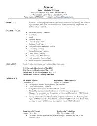 resume security clearance  jalcine.me