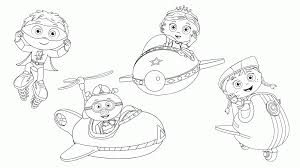 Small Picture Super Why Coloring Pages Kids Coloring