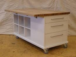 kitchen island table on wheels. Interesting Table Kitchen Island Table On Wheels With Casters Modern Islands  And In L