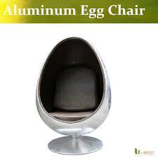 u best leisure arne jacobsen egg chair in red woolaluminum egg pod chair arne jacobsen style alpha shell egg