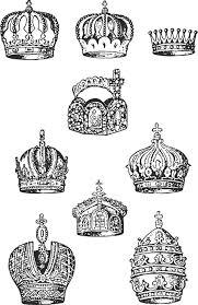 クラウン 宝石 クロス Pixabayの無料ベクター素材