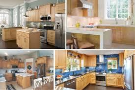7 kitchen backsplash ideas with maple