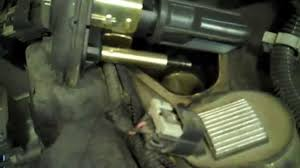 envoy trail blazer spark plugs and coil pack change the quick and envoy trail blazer spark plugs and coil pack change the quick and dirty