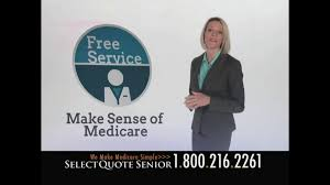 Select Quote Senior Adorable Select Quote TV Commercial 'The Right Medicare Coverage' ISpottv