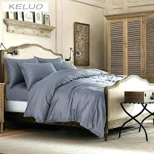 solid grey twin duvet cover solid grey duvet cover king high end hotel bedding 100 egyptian
