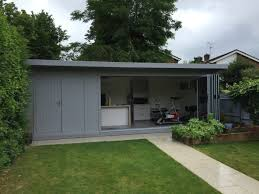 office garden. Sleek \u0026 Impressive 7,5m X 3,1m Combination Garden Office Store