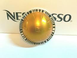Nespresso Vertuo Vertuoline Voltesso Espresso Capsules Pods 50 Count Genuine