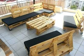 Deck Furniture Ideas Layout Decking  The Useful Of Pallet Small A98