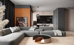 Modern Home Sofa Designs Stunning Modern Home Designs Under 70 Sqm