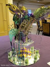 19 mardi gras table decorations mardi gras table decoration ideas party 12 with centerpieces