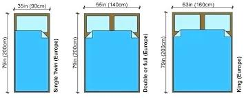 mattress sizes 3 4. Exellent Sizes 3 4 Bed Frame Mattress Size Sizes  Measurements Dimensions Ebay With