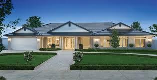 Frontage House Designs Hillside Home Design Wide Frontage House Plan Porter