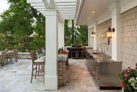 Amazing Entertainers Outdoor Kitchen By Southview Design Summer Kitchen Design  Ideas (