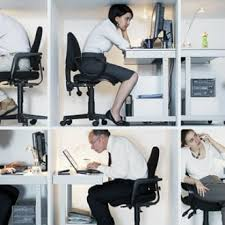 cramped office space. Cramped Office Space. Risk: When You Try To Turn Your Body Grab Files In Space